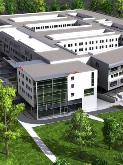 <br />Nowy Szpital Wojewódzki<br />Wrocław